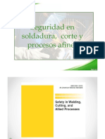 Práctica 1 Seguridad en Soldadura y corte 2019v3