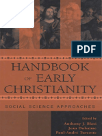 Early Christianity - Social Science Approaches.pdf