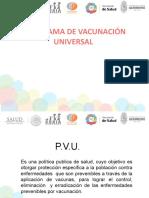 02 - Esquema de Vacunacion y lineamietos 1ª SNS 2016