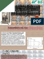 Análisis Termogravimétrico con video.pptx