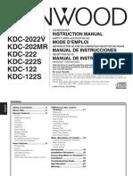 KDC-2022_202MR_222_122(FR)   Compact Disc   Electronics on