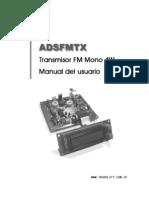 Adsfmtx Manual