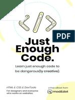 Just_Enough_Code_v1.0