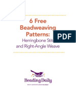 Free Bead Weaving Patterns