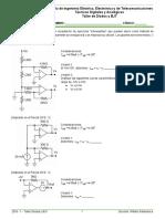 UIS - 2019 - 1 - Técnicas Digitales y Analógicas - Taller Diodos y BJT.pdf