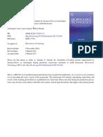 abid2017 Feasibility of carbon dioxide sequestration by spongiochloris sp microalgae during petroleum wastewater treatmet