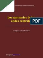 Los Santuarios de Los Andes Centrales