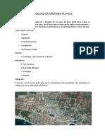 CALCULO DE DRENAJE PLUVIAL.docx