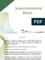 Glosario Ambiental  Básico