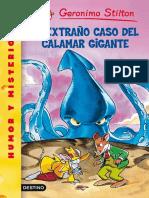 El extraño caso del calamar gigante - Geronimo Stilton.pdf