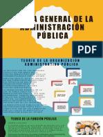 TEORÍA GENERAL DE LA ADMINISTRACIÓN PÚBLICA tema II Y III