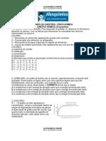 Físico-Química - Cinética Química (20 questões)