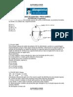 Físico-Química - Eletrólise (12 questões)