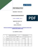 126-MN01_Listado de Equipos Mecánicos