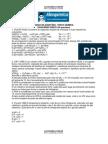 Físico-Química - Equilíbrio Iônico (30 questões)