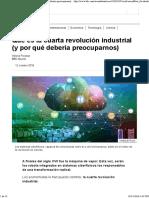 Qué es la cuarta revolución industrial.pdf