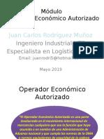 OEA - Agencias de Aduana