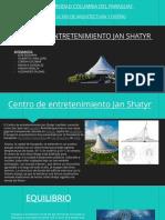 Centro de entretenimiento Jan Shatyr