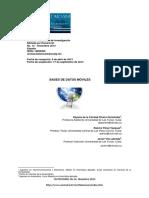 Base de Datos Moviles (Ejemplo de Utlilización del APA)