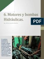 6. MOTORES Y BOMBAS HIDRAULICAS.pptx