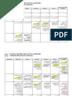 Agenda Bimestral FSA - AVA mar-abr 2020