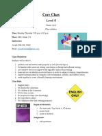 course syllabus   calendar