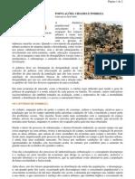 Geografia - portaltosabendo - Populações Cidades e Pobreza