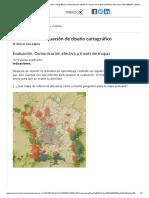 Cuestionario evaluación de diseño cartográfico