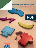 APL Equipment Guide