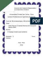 VISITA TÉCNICA AL INSTITUTO NACIONAL DE INNOVACIÓN AGRARIA.docx