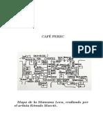 Café Perec N 1 Fanzine