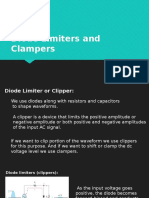 Diode Limiters and Clampers Report..pptx