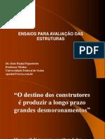 Ensaios para avaliação de estruturas.pdf