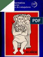 BOLETIN INFORMATIVO CEX - CUT. FEBRERO 1983