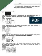 problemas aditivo de igualacion 5 forma de dos etapas