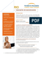 Boletin _Fusion de sociedades