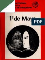 BOLETIN INFORMATIVO CEX - CUT. MAYO1983