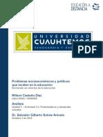 Wilson Castaño Díaz 3.2 análisis