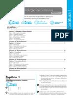 Literatura - Pré-Vestibular7 - Resoluções I - Modulo1a