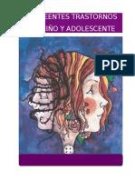Revista DIFEREENTES TRASTORNOS  DEL NIÑO Y ADOLESCENTE