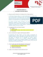Evaluacion GP MODULO VII