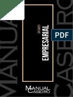 Manual Caseiro -  Direito Empresarial - 2020