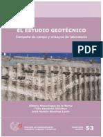 BASES PARA ESTUDIO GEOTÉCNICO