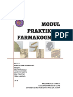 MODUL PRAKTIKUM FARMAKOGNOSI 2019 EDIT 29122019 (baru)
