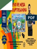 JUEGO DE MESA CORRUPCIÓN PÚBLICA