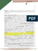 PODER LIQUIDACION DE LA SOCIEDAD
