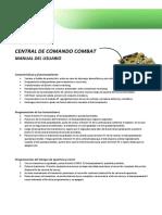 Manual Garen - Combat Control Porton Electrico