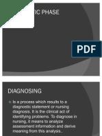 Diagnosis Power Point