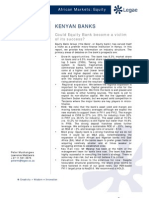 Kenyan Banks_Could Equity Be a Victim of Its Own Success