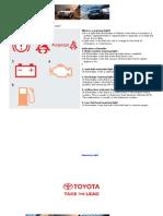 Toyota FAQ
